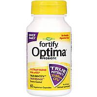 "Пробиотики для всех возрастов Nature's Way ""Fortify Optima Probiotic For All Ages"" 35 млрд КОЕ (60 капсул)"