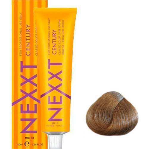 Крем-краска для волос Nexxt Professional 9.71 блондин холодный, 100 мл.