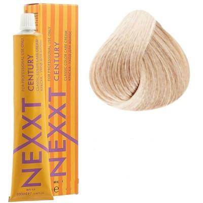 Крем-краска для волос Nexxt Professional 10.06 светлый блондин жемчужный, 100 мл.