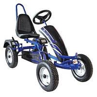 Дитяча педальная машинка Kidigo Professional