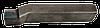 Резец проходной упорный изогнутый 16х10х110 Т15К6, правый ГОСТ 18879-73