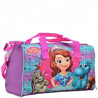 Спортивная детская сумка 1 Вересня 34х20х16 см 11 л для девочек Sofia (555562), Фиолетовый