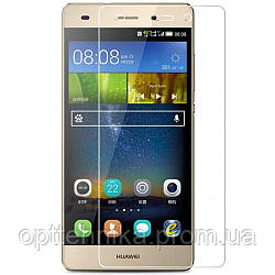 Защитное стекло 0.26 mm Huawei P8 Lite без упаковки