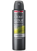 """Дезодорант-спрей Dove Men+Care """"Свіжість мінералів і шавлії"""" (150мл.)"""