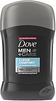 "Антиперспірант-олівець Dove Men+Care ""Экстразащита та догляд"" (50мл.)"