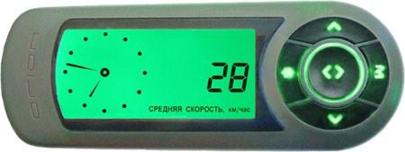 Бортовой компьютер Орион БК-21 для инжекторных карбюраторных и дизельных автомобилей