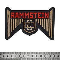 Нашивка Rammstein (logo)