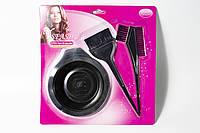 Набор для покраски волос Ysfashua 3 предмета