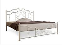 Кровать металлическая кованная Кармен двуспальная