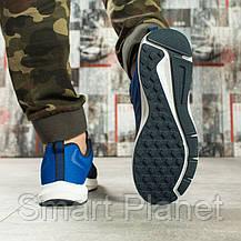Кроссовки мужские 10021, BaaS Sport, темно-синие, < 43 45 46 > р. 43-28,0см., фото 3