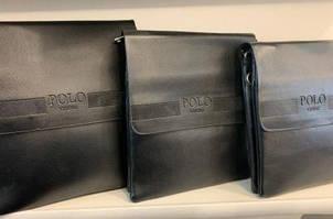 Шкіряна сумка Polo Videng