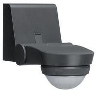 Датчик движения внешней установки IP-55, 10A, 360град., антрацит Hager (EE841), фото 1