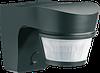 Датчик движения внешней установки IP-55, 10A, 200град., антрацит Hager (EE831)