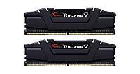 Модуль памяти DDR4 2х32GB/3200 G.Skill Ripjaws V Black (F4-3200C16D-64GVK)