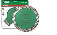 Алмазные круги Distar 1A1R Turbo 125x2,8x8x22,23/M14F Duplex