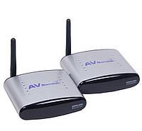 Беспроводной удлинитель AV (RCA) сигнала PAT-330 до 150м
