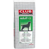 Сухой корм для взрослых собак Royal Canin Club PRO Adult CC (Роял Канин Клуб СС), 20 кг