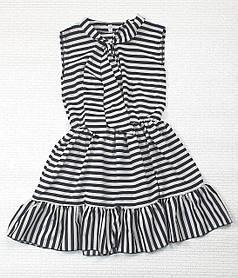 Платье  для девочки 134,140,146,152 полосочка