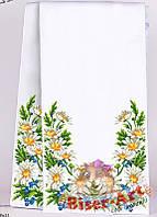 Схема для вишивки бісером (нитками) рушник на ікони