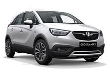Фаркопы на Opel Crossland X (c 2017--)