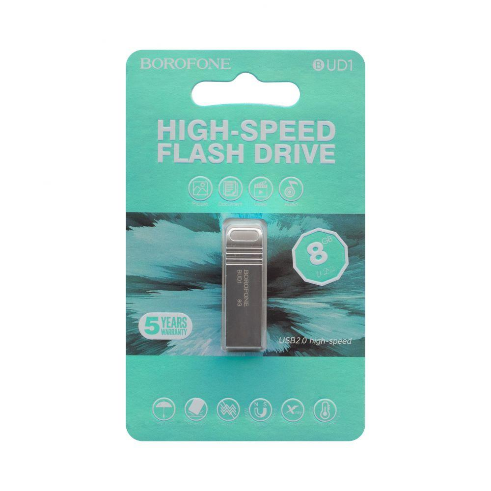 USB Flash Drive Borofone BUD1 8GB
