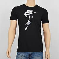 Мужская футболка NIKE (реплика) Черный, фото 1