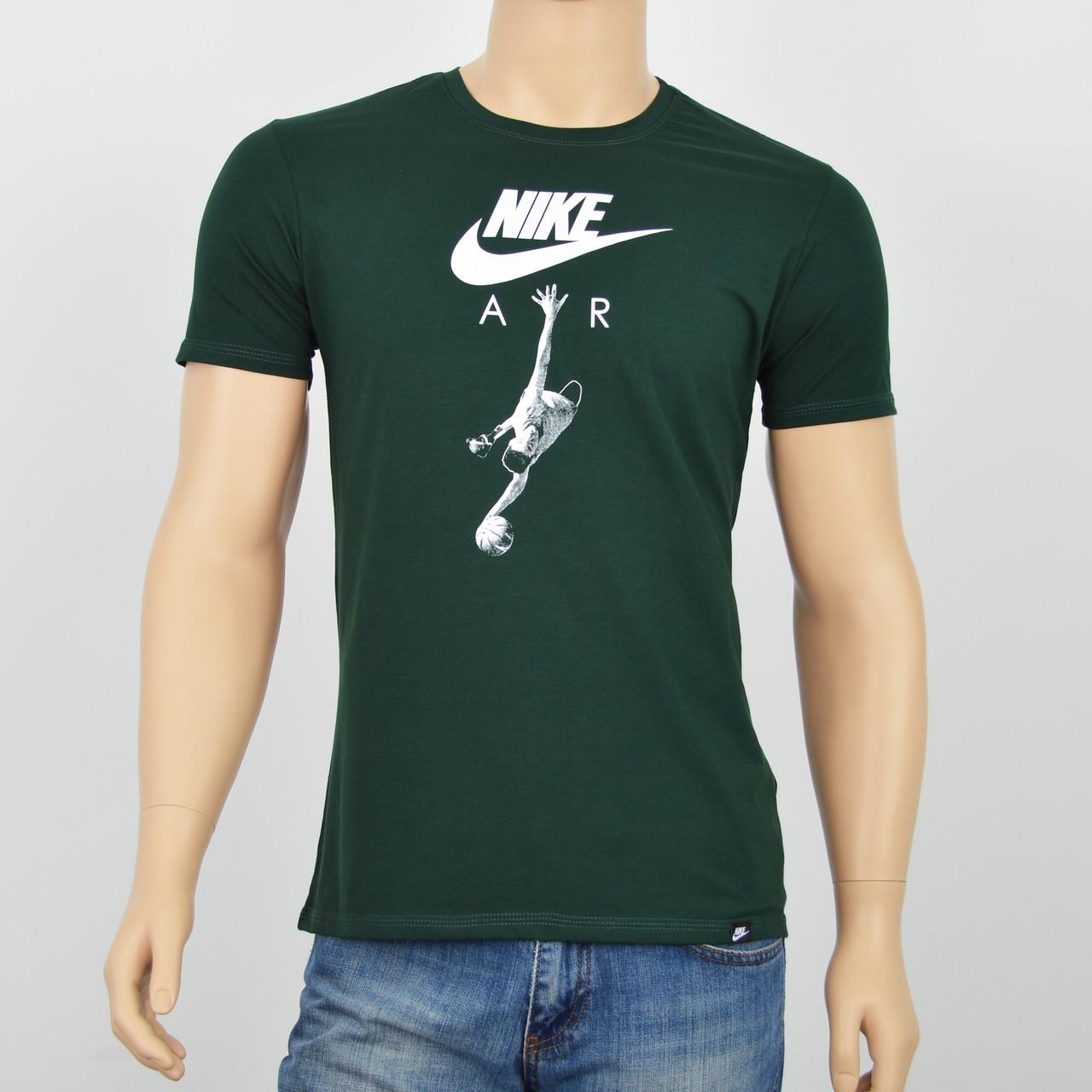 Мужская футболка NIKE (реплика) Бутылка