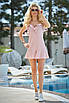 Летний Комбинезон-платье в горошек, фото 6