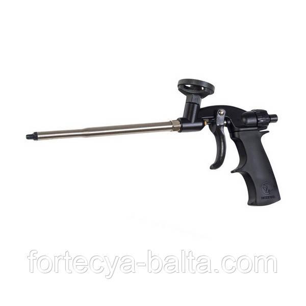 Пистолет для монтажной пены INTERTOOL РТ-0605
