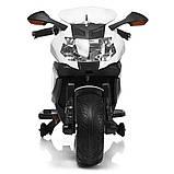 Мотоцикл Bambi M 3636EL-1 Белый, фото 2