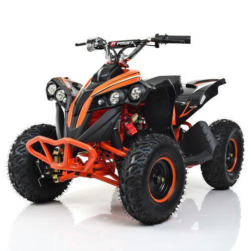 Квадроцикл Profi HB-EATV 1000Q-7ST(MP3) V2 Оранжевый