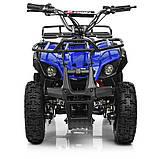 Квадроцикл Profi HB-EATV 800N-4 V3 Синий, фото 4