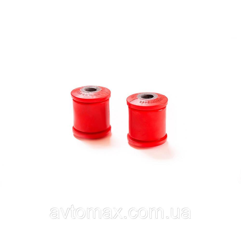 Втулка задней стойки 2108 (красный полиуретан) CS20