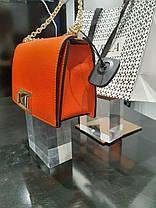 FURLA MIMI' Mini Crossbody - Authentic  рыжая (1007416), фото 3