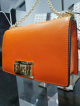 FURLA MIMI' Mini Crossbody - Authentic  рыжая (1007416), фото 2
