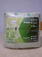 Одеяло двуспальное Алое Вера, Aloe Vera Лери Макс, размер 175х210см