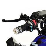 Квадроцикл Profi HB-EATV1500Q2-4(MP3) Синий, фото 7