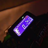 Квадроцикл Profi HB-EATV1500Q2-4(MP3) Синий, фото 6