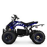 Квадроцикл Profi HB-EATV1500Q2-4(MP3) Синий, фото 5