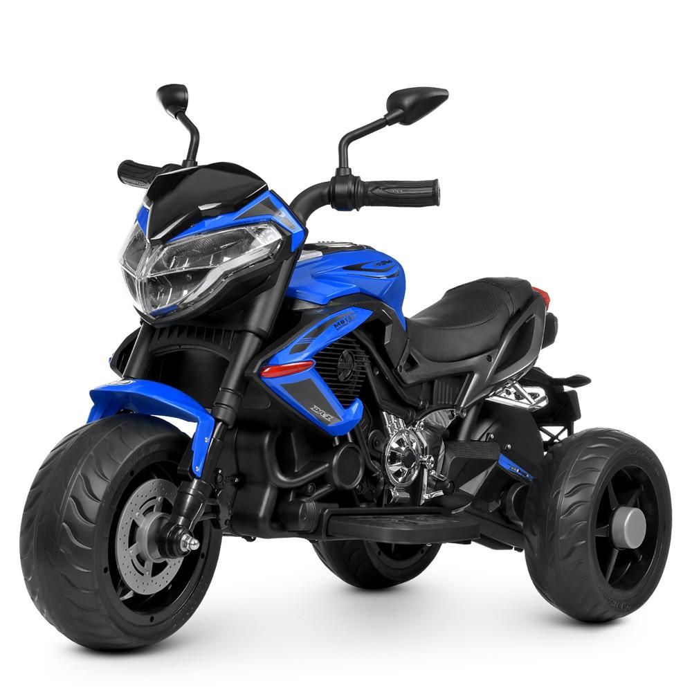 Мотоцикл Bambi M 4152EL-4 Синий