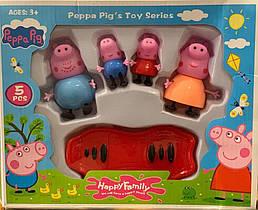 Герои Свинка Пепа и ее семья, Игровой набор