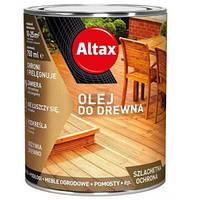 Масло для дерева Altax 0.75л  Белое