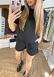 Костюм жіночий літній повсякденний костюм з шортами (в кольорах), фото 6