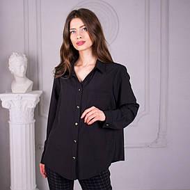 Рубашка женская SANA черная