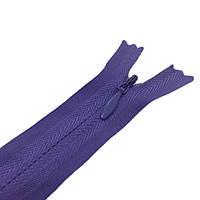 Молния потайная нераз 50см S-281 фиолетовый AZ