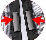 Антимоскитная сетка штора на магнитах Magic Mesh, сетка на двери 210 см на 100 см, фото 6