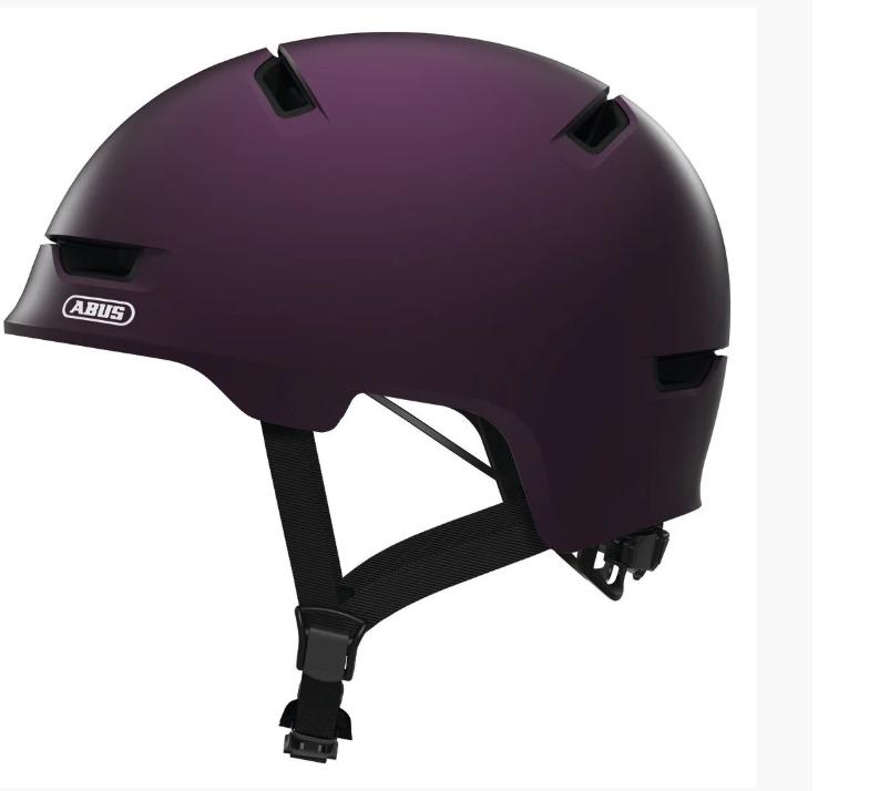 Шлем велосипедный ABUS SCRAPER 3.0 L 57-62 Magenta Berry
