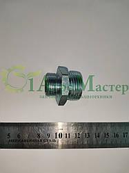 Штуцер Гідровузол S24 (М27х2.0-М20х1.5) гр.S32
