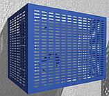 Кошик для кондиціонера ArhBasket Р кошик для кондиціонера Захисна коробка для кондиціонера фасадна, фото 2