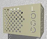Кошик для кондиціонера ArhBasket Р кошик для кондиціонера Захисна коробка для кондиціонера фасадна, фото 3